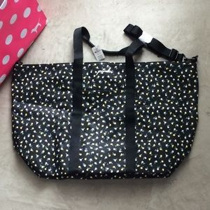 Pink NWT Large floral Tote Brand new